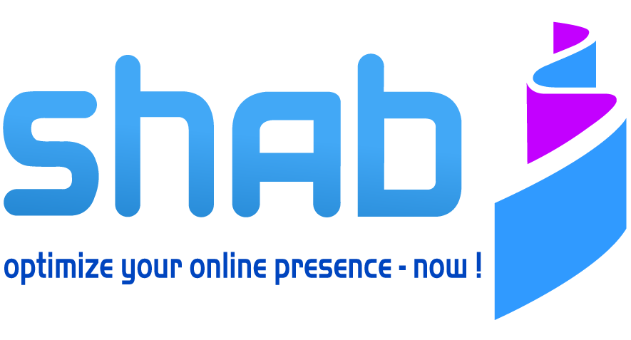 Shab Solutions Logo, Web Development Company Kerala